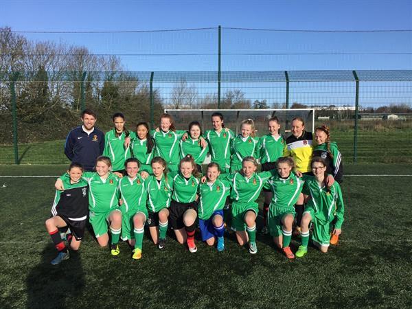 U15's Soccer Match