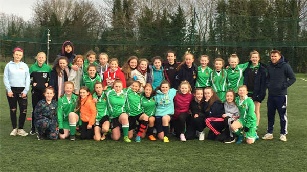 Congratulations to our U14's Soccer team who beat Mount Carmel Secondary School 10-0 today.