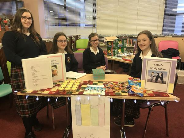 TY Student Enterprise Christmas Fair
