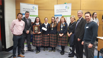 St. Joseph's College reach the Student Enterprise National Finals!