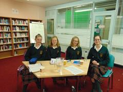 Congratulations to the Junior Irish Debating Team