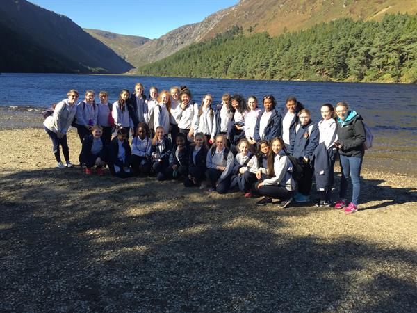 2nd Year Retreat to Glendalough