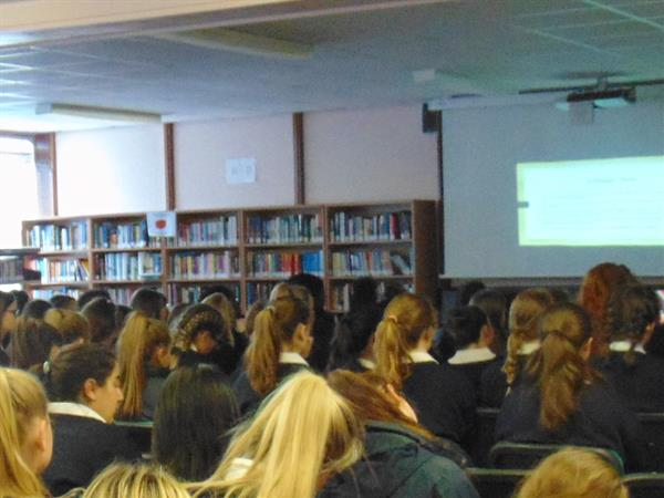 Transition Year Subject Choice Information Sessions