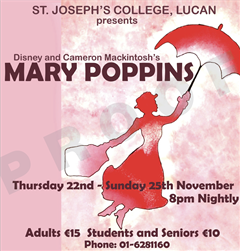 TY MUSICAL - MARY POPPINS