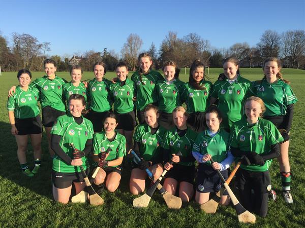 Junior Camogie All Ireland Semi-Final