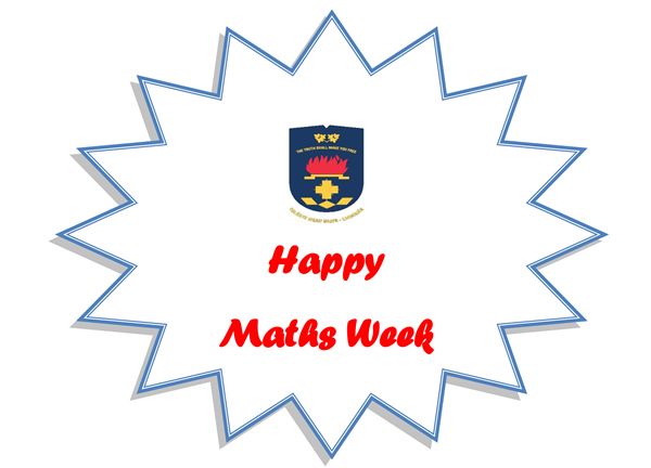Maths Week Solutions!