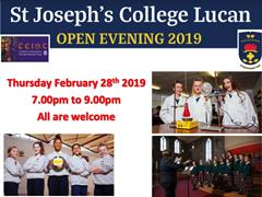 OPEN NIGHT 2019