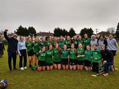 Camogie Champions!!