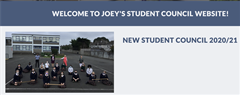 New Student Council Website!