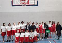 1st Yr Basketball