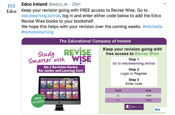 ReviseWise Free Access