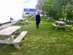 New Picnic Benches!
