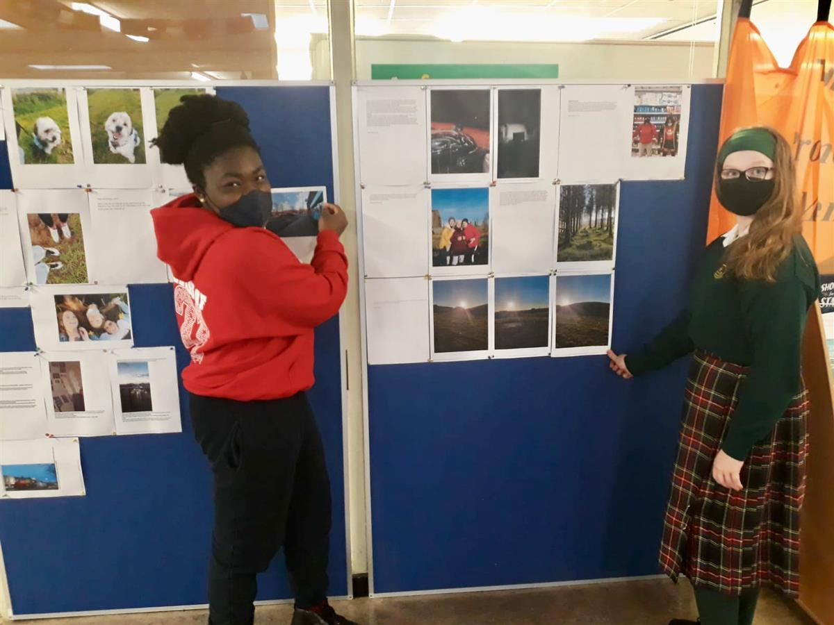 'A Year in the Life' - Library Competition