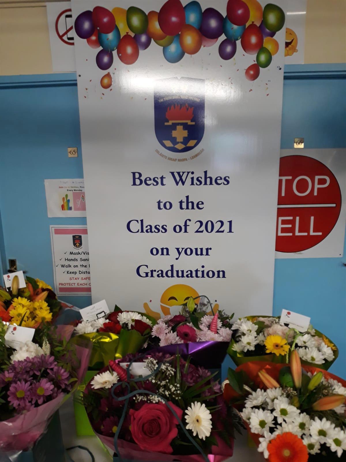 6th Year Graduation